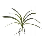 Orchidee blad (EVA) Groen, 45cm