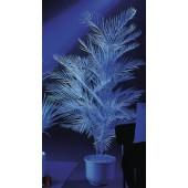 Yucca palm, uv wit, 90cm
