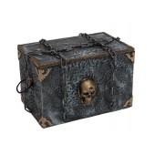 Halloween Piraten Kist, 32x48x32cm