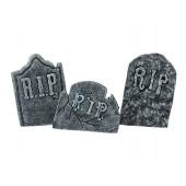 Halloween Grafstenen Set