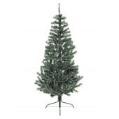 Premium Kerstboom groen/wit, 180cm