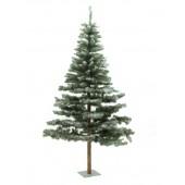 Kerstboom met sneeuwvlokken, 240cm